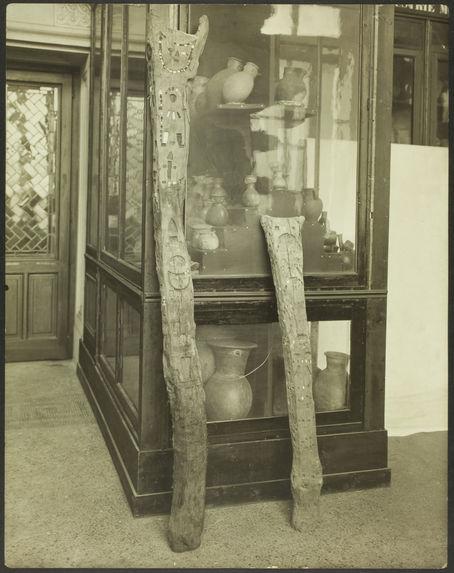 Sans titre [salle d'Amérique, Pérou, du Musée d'ethnographie du Trocadéro]