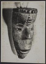 Masque - mendiant