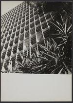 Sans titre [Vue d'un bâtiment moderne (détail)]