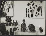 Sans titre [Vue d'objets dans une salle d'exposition du musée de la Côte...
