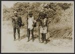 Chasseurs (Mission IFAN Dekeyser-Holas au Libéria en 1948)