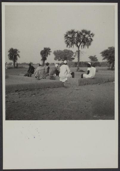 Marché aux arachides (pays haoussa), Maradi, Niger