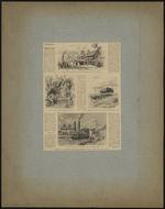 Voyage de M. de Lesseps à l'isthme de Panama