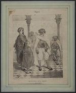 Mustapha Ben Ismaïl et sa famille