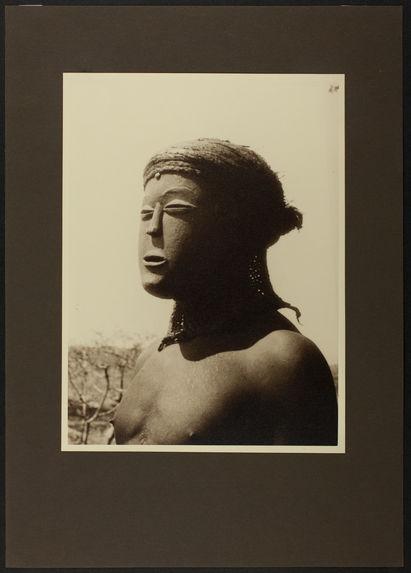 Masque au camp de circoncision