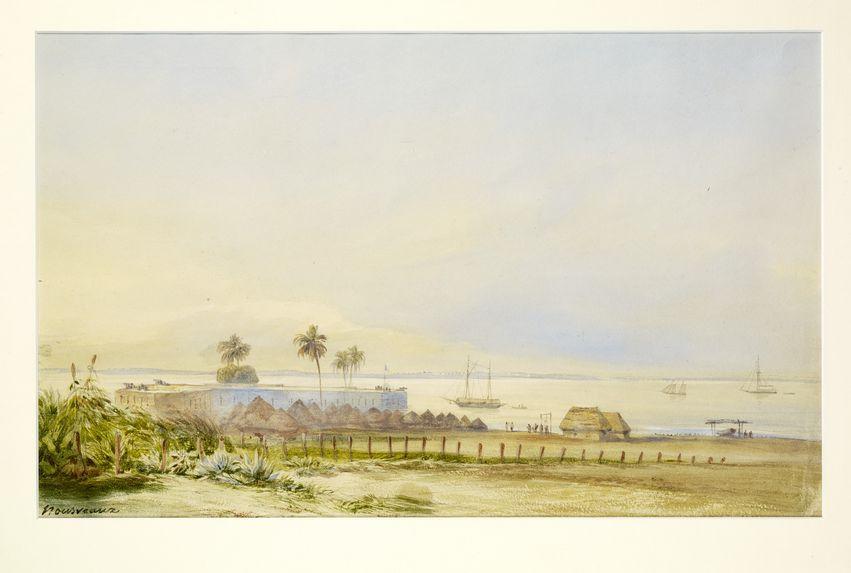 Fort français de Sedhiou - Casamance