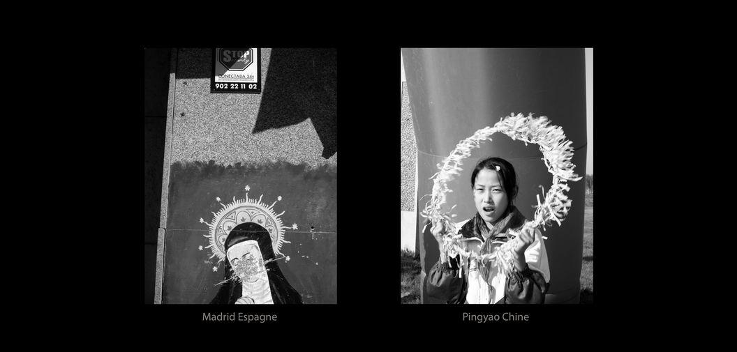 Madrid Espagne - Pingyao Chine
