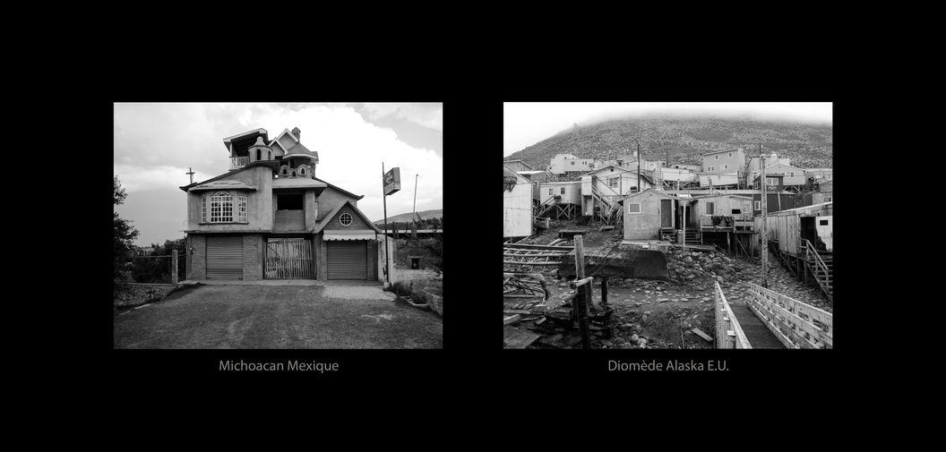 Michoacan Mexique - Diomède Alaska E.U.