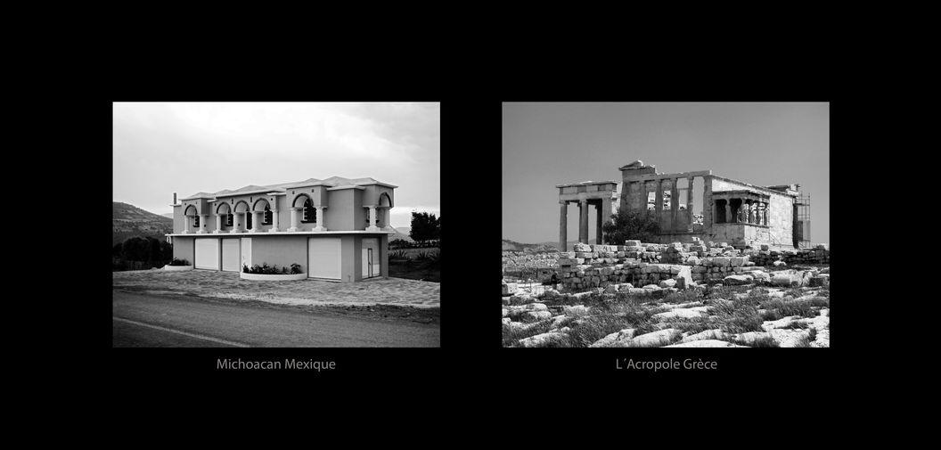 Michoacan Mexique - L'Acropole Grèce