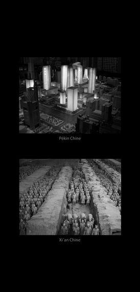 Pékin Chine - Xi'an Chine