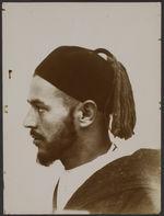 Homme de Tanger, d'origine rifaine