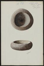 Antiquités Caraïbes. Collection L. Guesde. Pointe à Pitre. Guadeloupe [mortier...