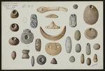 Antiquités Caraïbes. Collection L. Guesde. Pointe à Pitre. Guadeloupe