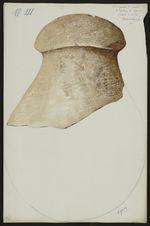 Antiquités Caraïbes. Collection L. Guesde. Pointe à Pitre. Guadeloupe [hache...