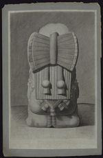"""""""Buste d'une Prêtresse Aztèque&quot"""