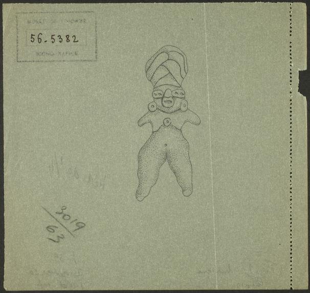 Fig. 1. Mexique, Zacatenco