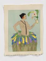 Belle de Yap et orchidées