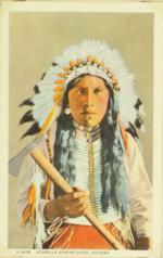 Jicarilla apache chief, Arizona