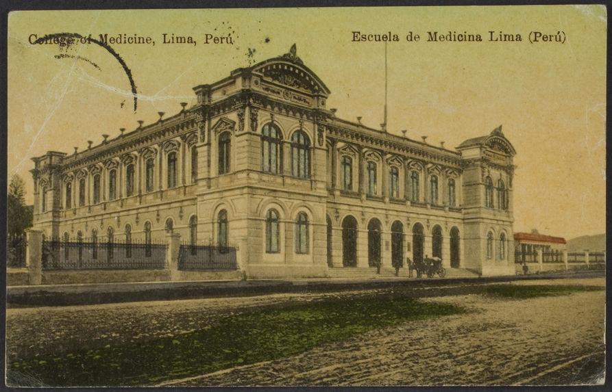 College of Medecine, Lima, Peru. Escuela de Medicina Lima (Peru)