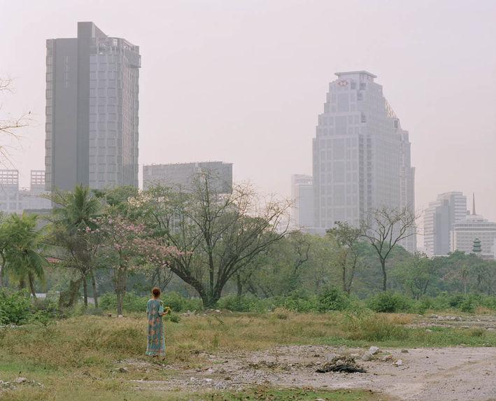 Vilai Srivises From Yasothon Province, Lumpini, Bangkok