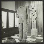 Statues de Barriles au Musée National Panama