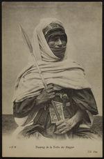 Touareg de la tribu des Hoggar