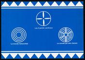 Art, cosmologie et cosmognie du monde Grassland : le cercle