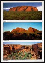 Uluru, Kata Tjuta, Watarrka