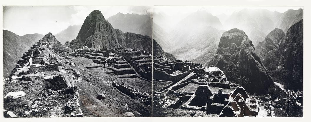 Sans titre [Machu Picchu]