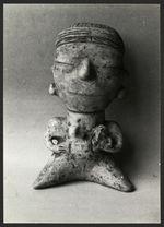 Santarem, figurine en céramique, Belem - Coll Barata