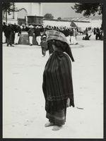 Nebaj, femme indigène dans son costume