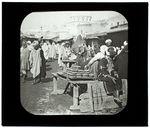 Les souks et marchands de pains à Kairouan