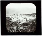 Sidi-bou-Saïd. Vue générale prise du phare
