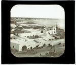 Mahdia. Panorama vers la mer