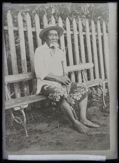 Papeete : vieux tahitien